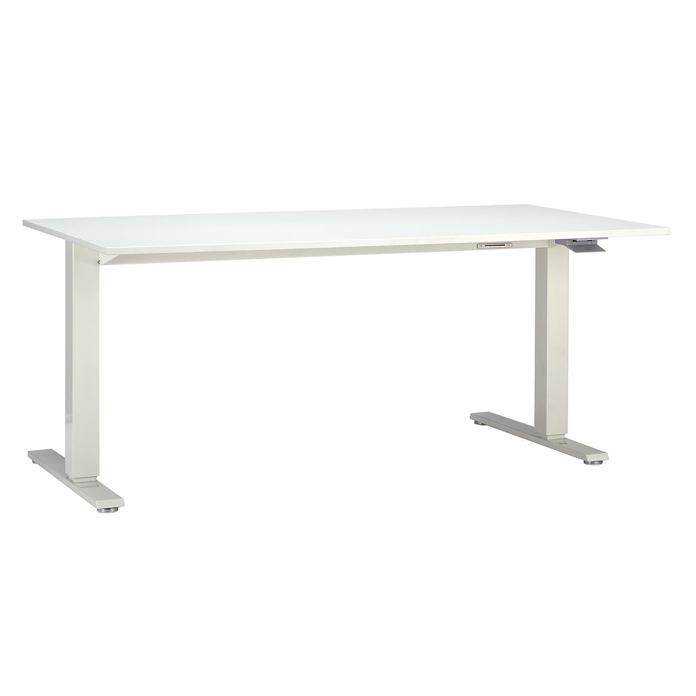 Buy Humanscale Float Height Adjustable Desk Online at johnlewis.com ...