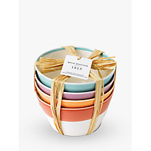 Buy Royal Doulton 1815 Cereal Bowl, Multi, Set Of 4 Online at johnlewis.com