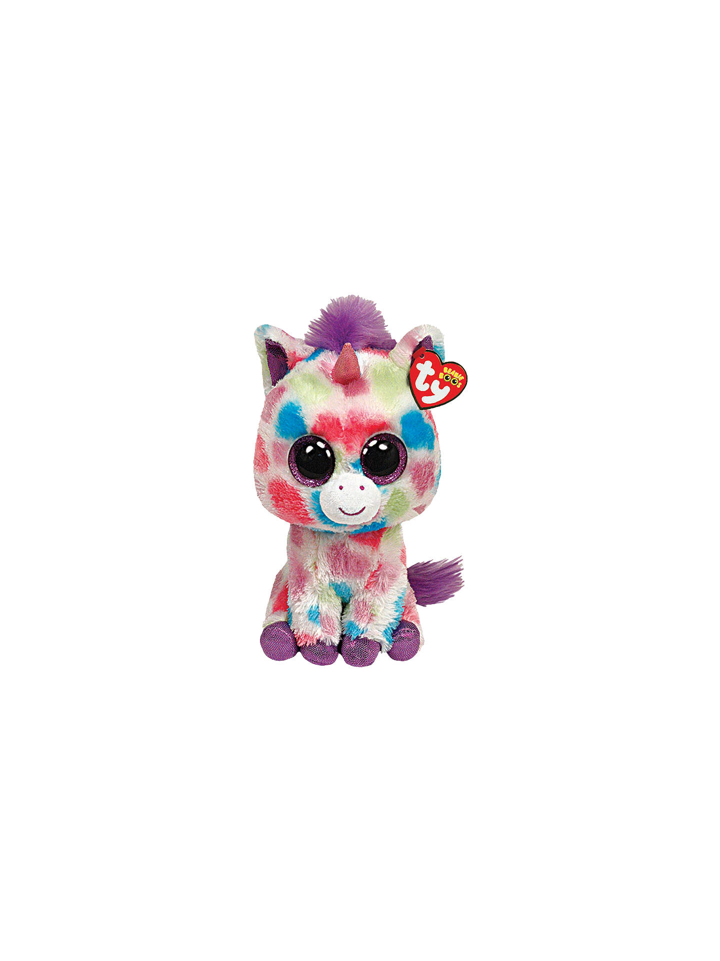 e03644a8e0d Buy Ty Beanie Boo Wishful Unicorn Soft Toy