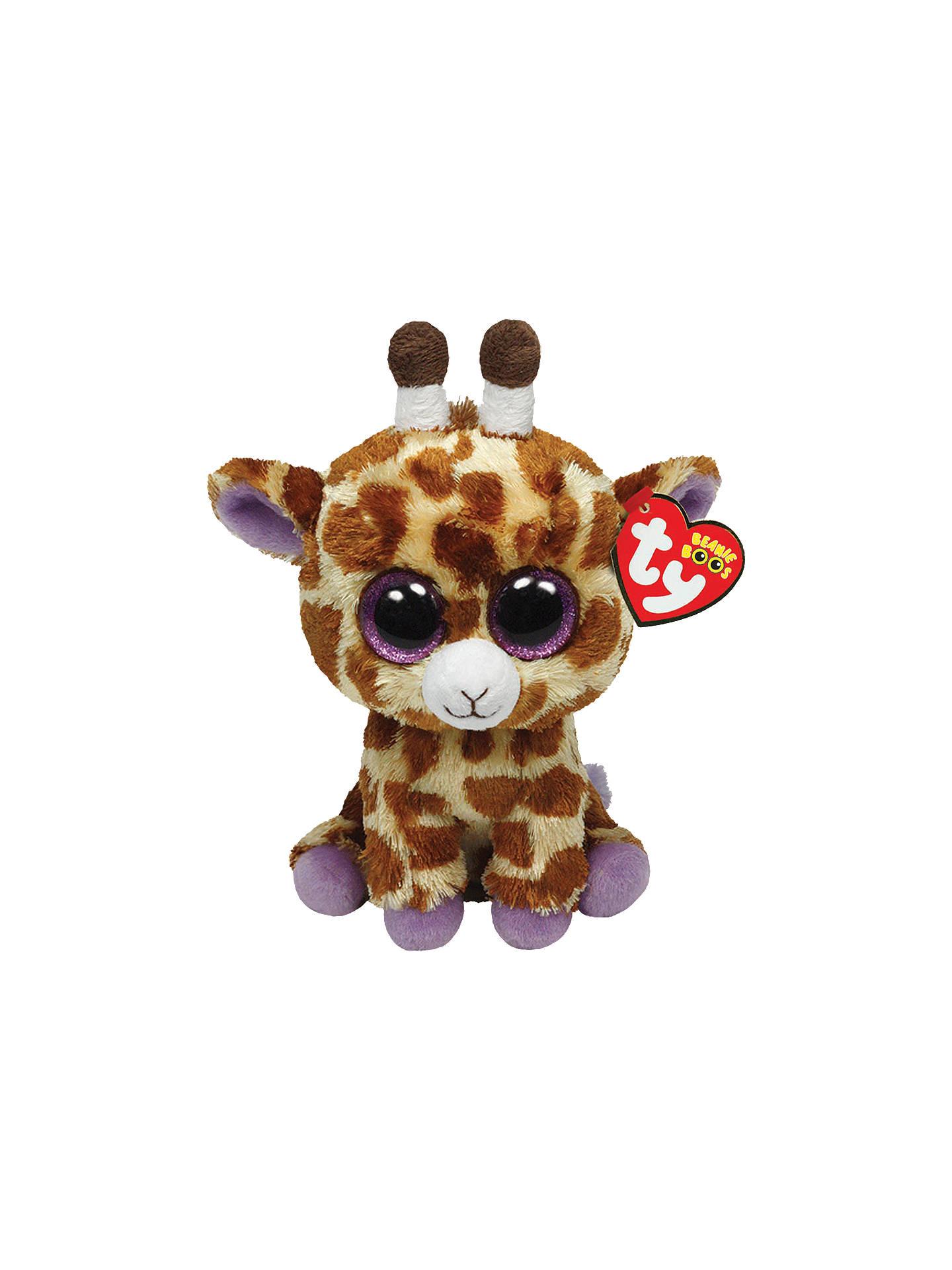 b446ca8da82 Buy Ty Beanie Boo Safari Giraffe Soft Toy