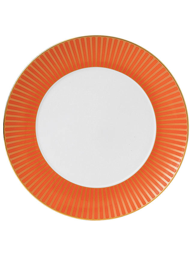 Buy Wedgwood Palladian Accent Dinner Plate, Dia.28cm Online at johnlewis.com