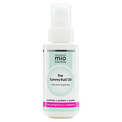 Mama Mio The Tummy Rub Oil, 120ml
