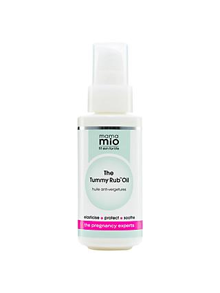 Mama Mio The Tummy Rub Oil, 120ml