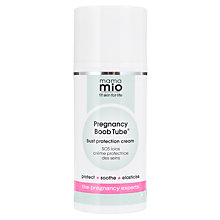 Buy Mama Mio Pregnancy Boob Tube Cream, 100ml Online at johnlewis.com