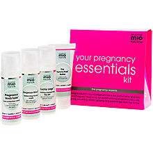 Buy Mama Mio Your Pregnancy Essentials Kit Online at johnlewis.com