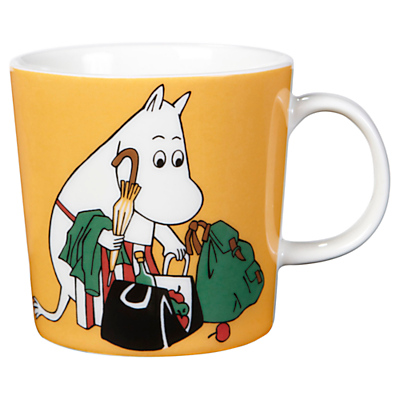 Product photo of Finland arabia moominmamma mug 0 3l apricot