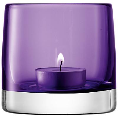 LSA International Light Colour Tealight Holder