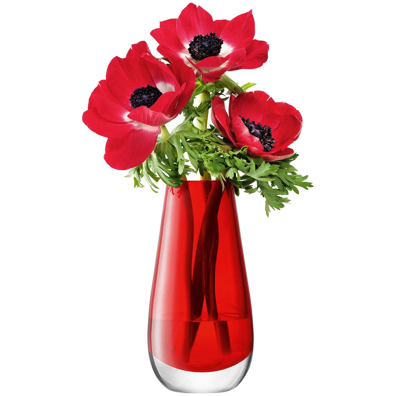 Buylsa International Flower Colour Bud Vase, Red Online At Johnlewiscom