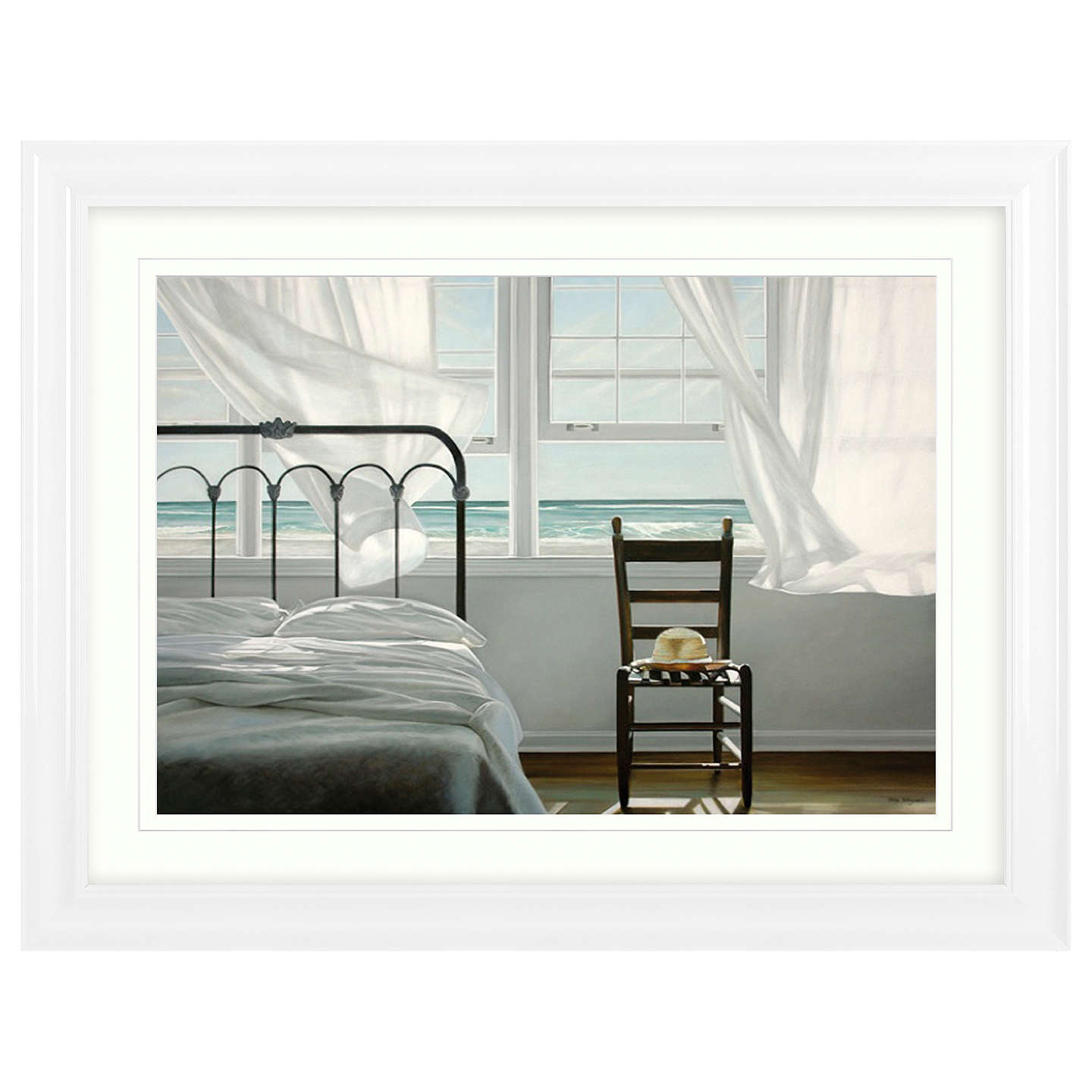 Dream Of Water Framed Print, 87 X