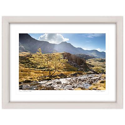 Mike Shepherd – The Llanberis Path Framed Print, 67 x 87cm
