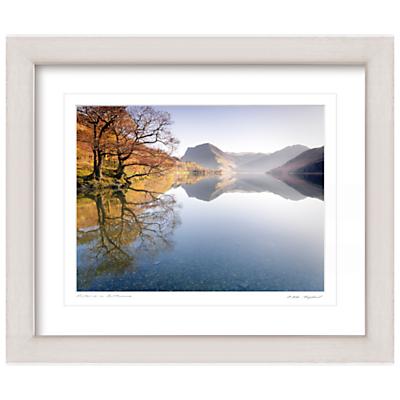 Mike Shepherd – Autumn on Buttermere Framed Print, 57 x 67cm