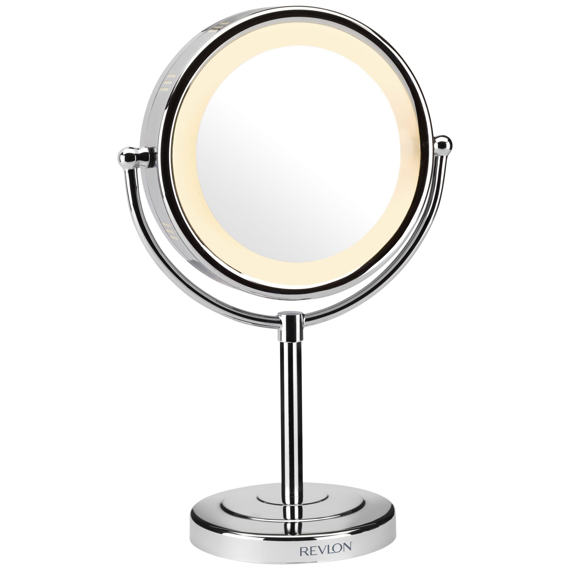 Revlon 9429u Luxury Illuminated Mirror, How To Replace Bulb In Revlon Makeup Mirror