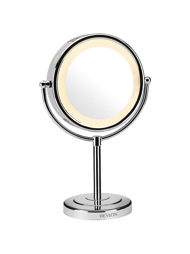Revlon 9429u Luxury Illuminated Mirror, Revlon Makeup Mirror Replacement Bulbs