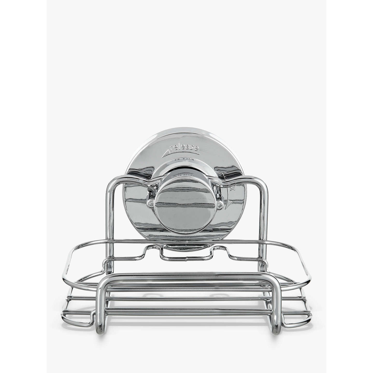BuyBliss Lock N Roll Suction Shower Soap Dish Online At Johnlewis.com ...