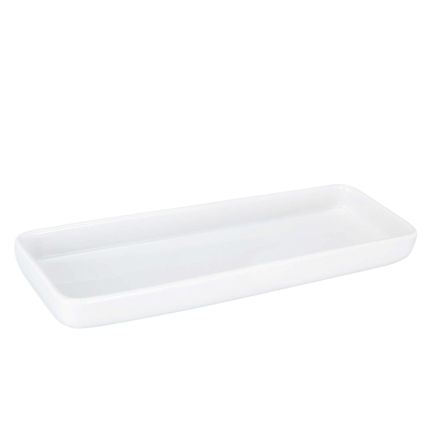 House by John Lewis Mode Bathroom Accessories Tray at John Lewis