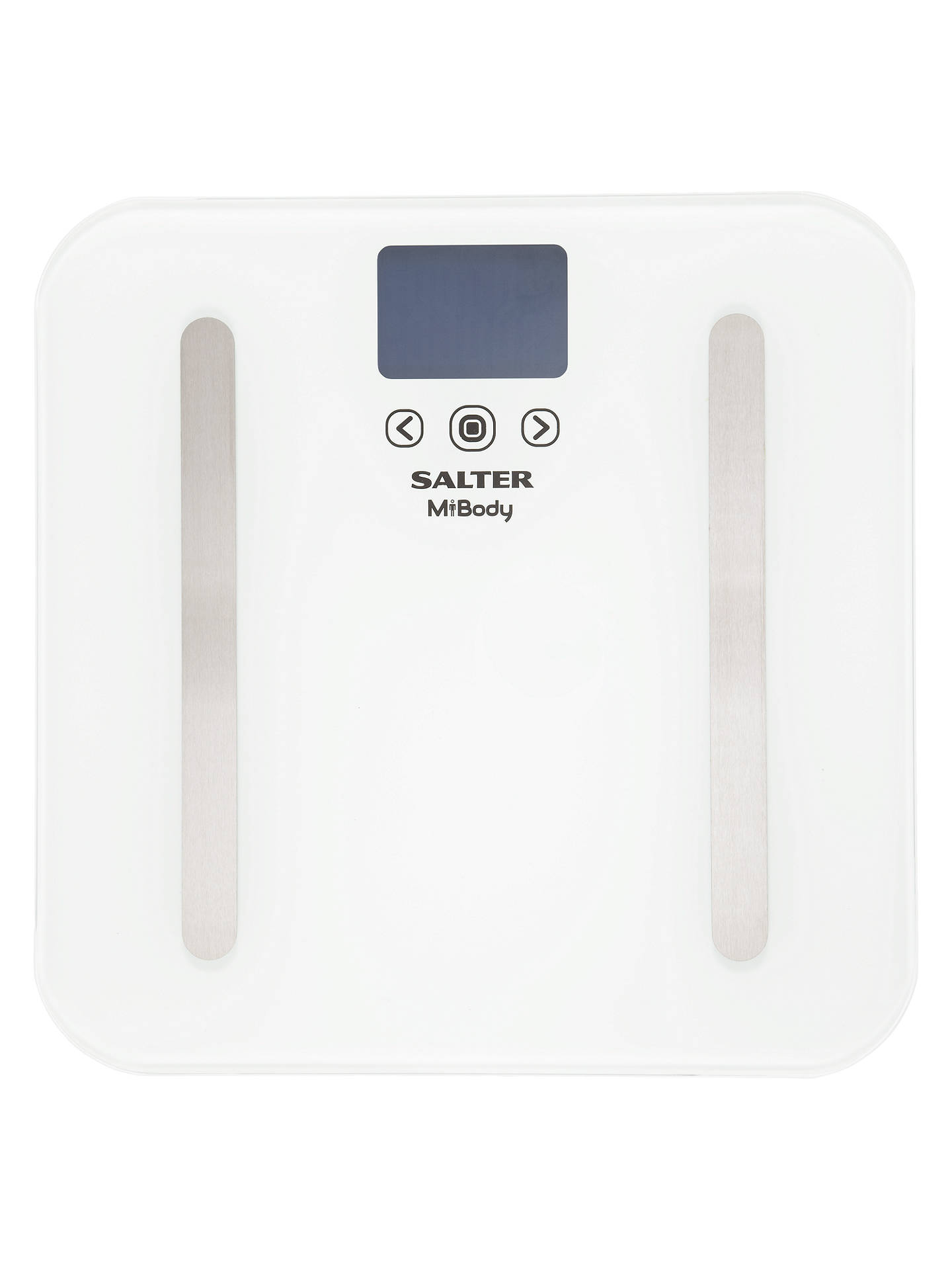 Salter Mibody Analyser Bathroom Scale At John Lewis Partners