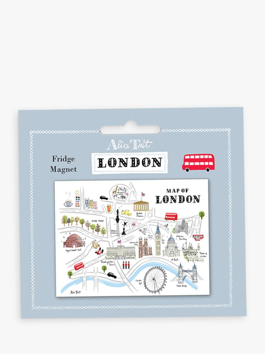 Alice Tait Alice Tait London Magnet