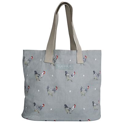 Product photo of Sophie allport chicken print everyday bag multi