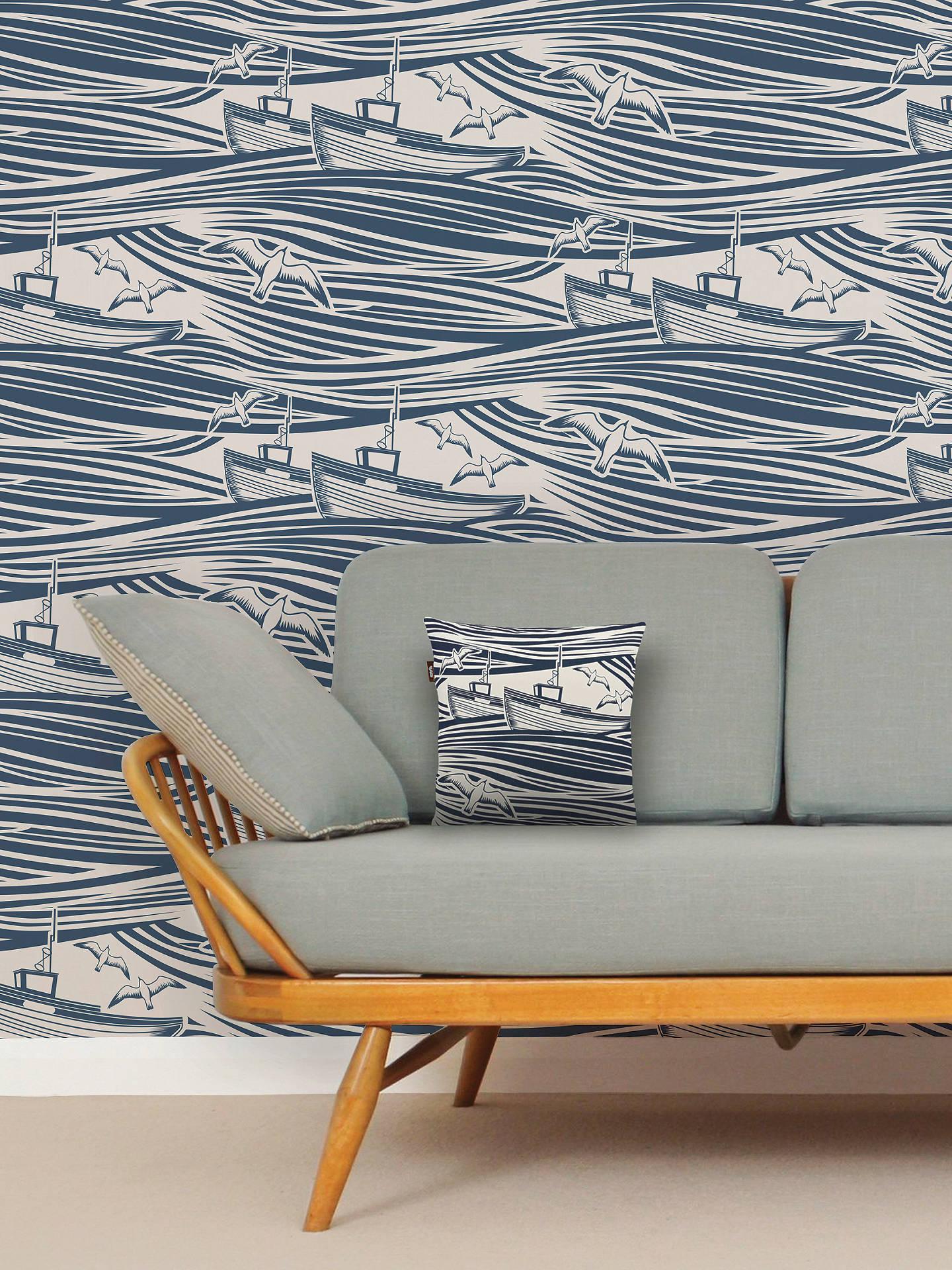 Mini Moderns Whitby Wallpaper at John