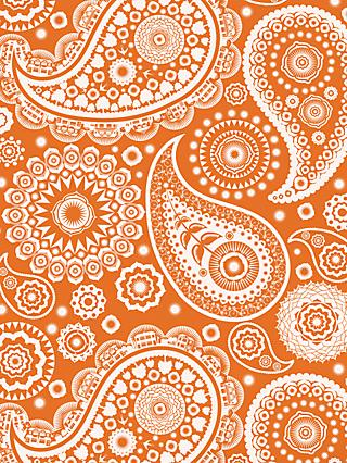 Mini Moderns Paisley Crescent Wallpaper