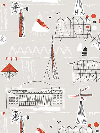 Mini Moderns Festival Wallpaper
