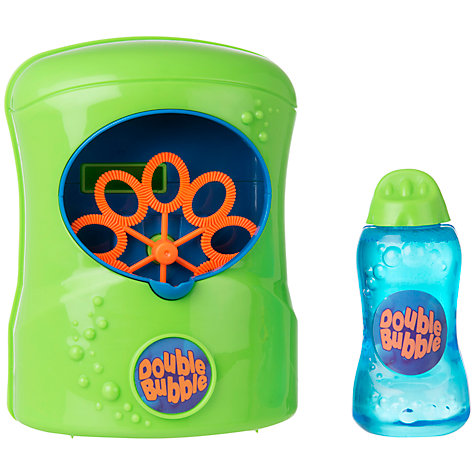 Buy Double Bubble Machine, Small Online at johnlewis.com