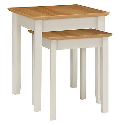 John Lewis Alba Nest of 2 Tables