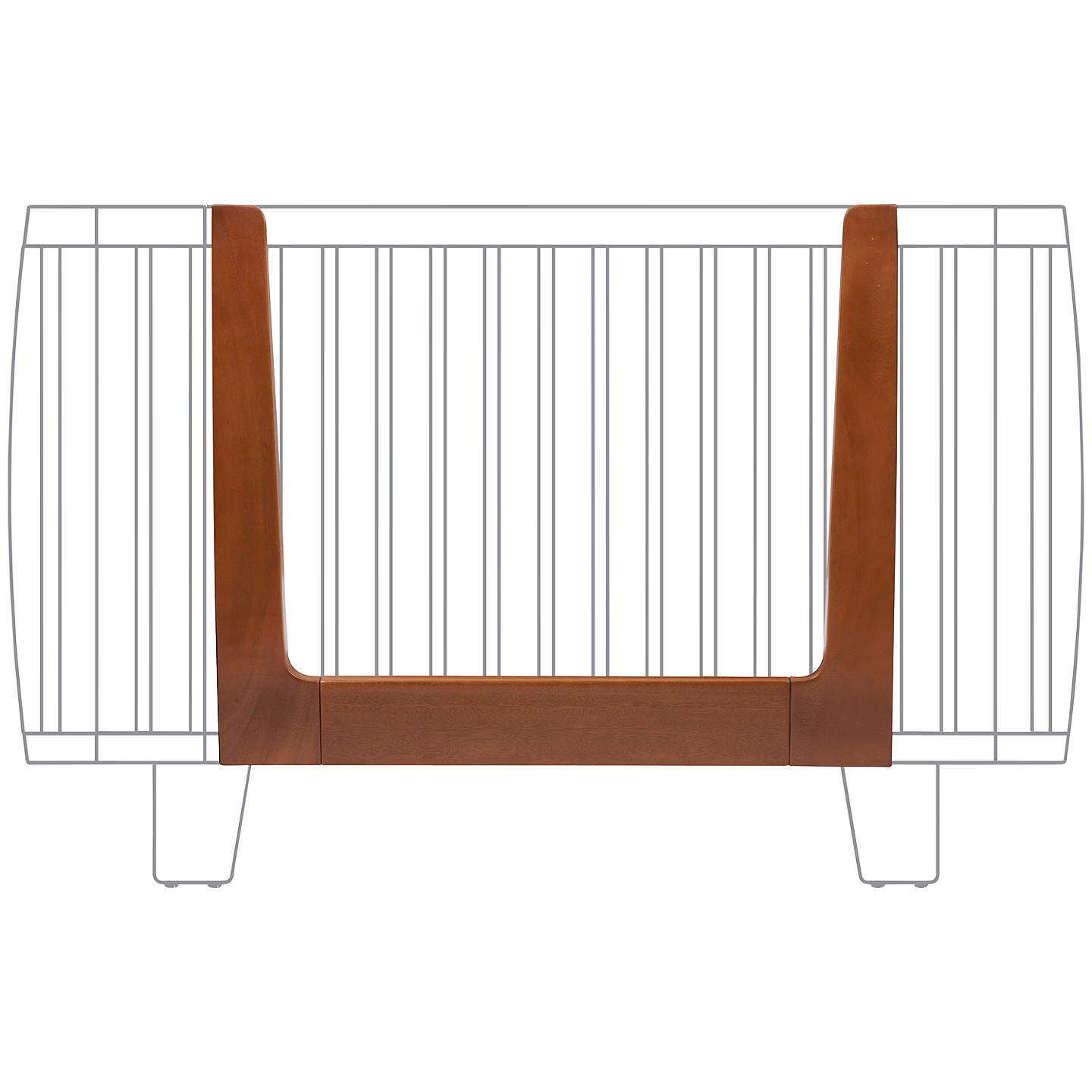 retro baby furniture. Buybloom Retro Bed Rail, Oak Online At Johnlewis.com Baby Furniture