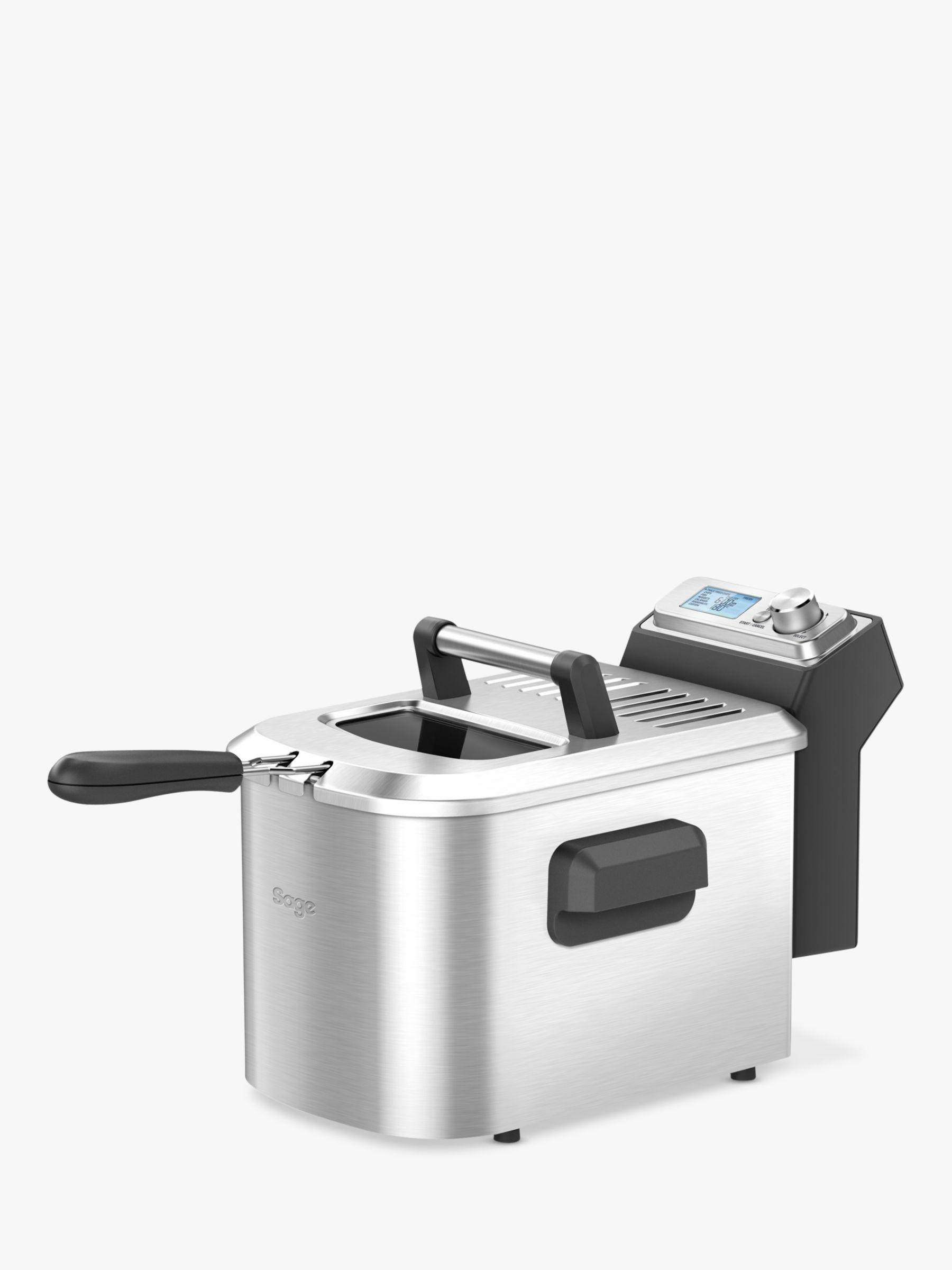 Sage Sage the Smart Fryer™, Silver