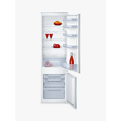 Image of NEFF K8524X7GB Integrated Fridge Freezer, White