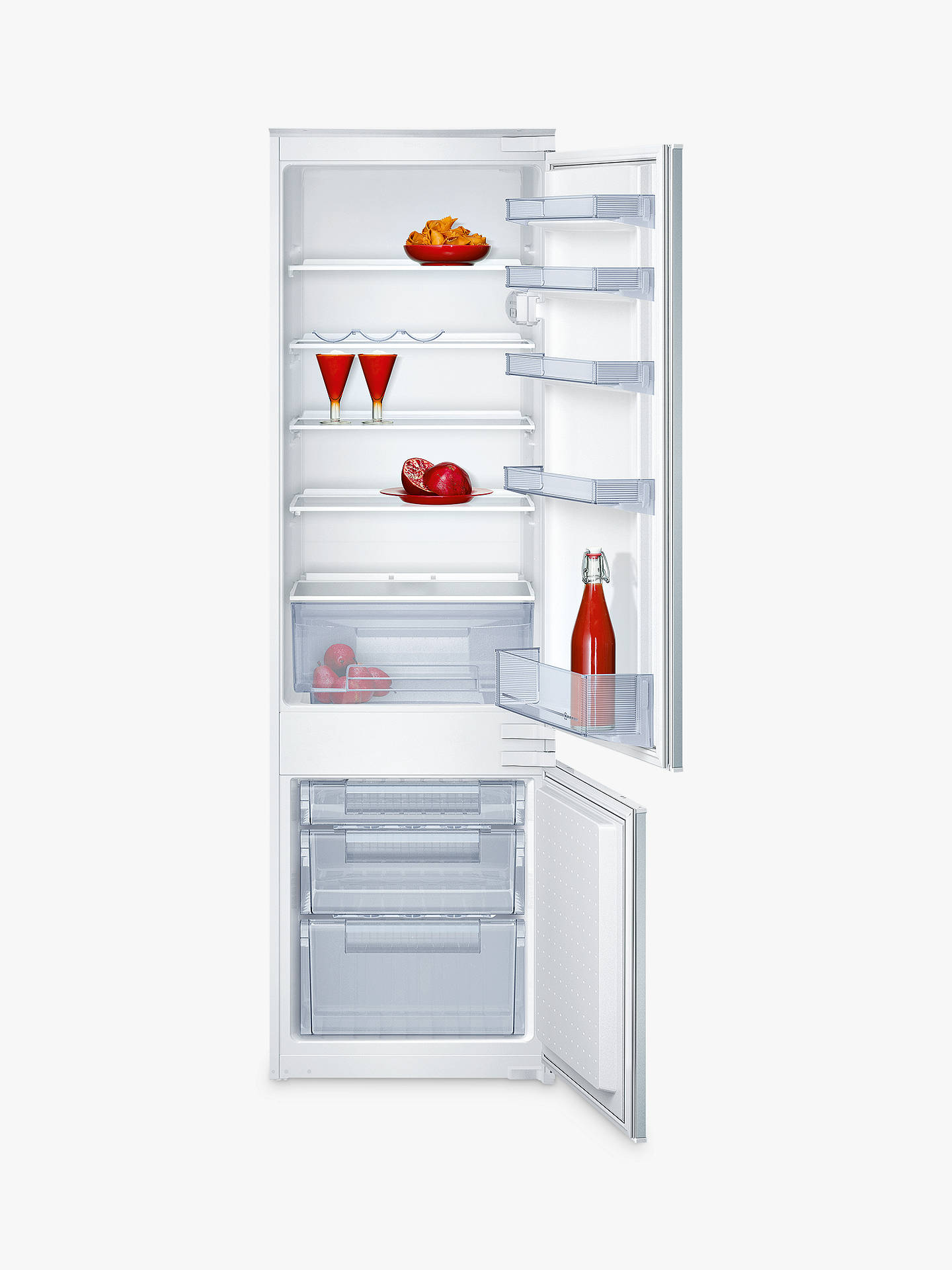 3a633e2452b Buy Neff K8524X8GB Integrated Fridge Freezer