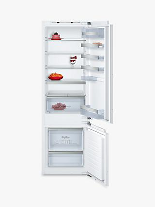 Neff KI6873F30G Integrated Fridge Freezer, A++ Energy Rating, 56cm Wide