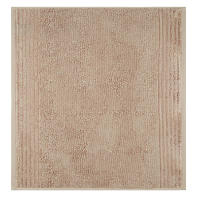 Product photo of John lewis egyptian cotton shower mat