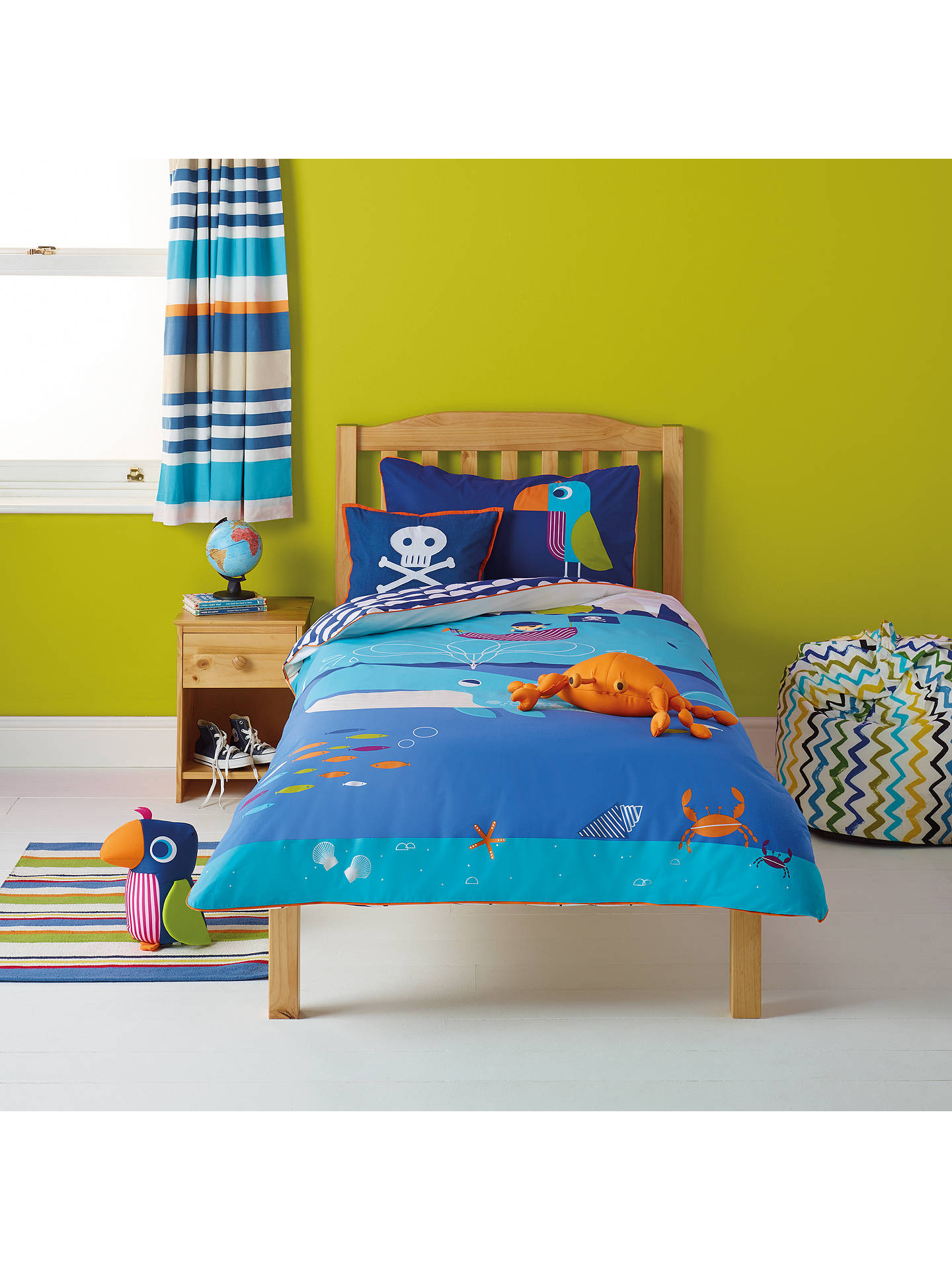 little home at john lewis waves whales spouting whales. Black Bedroom Furniture Sets. Home Design Ideas