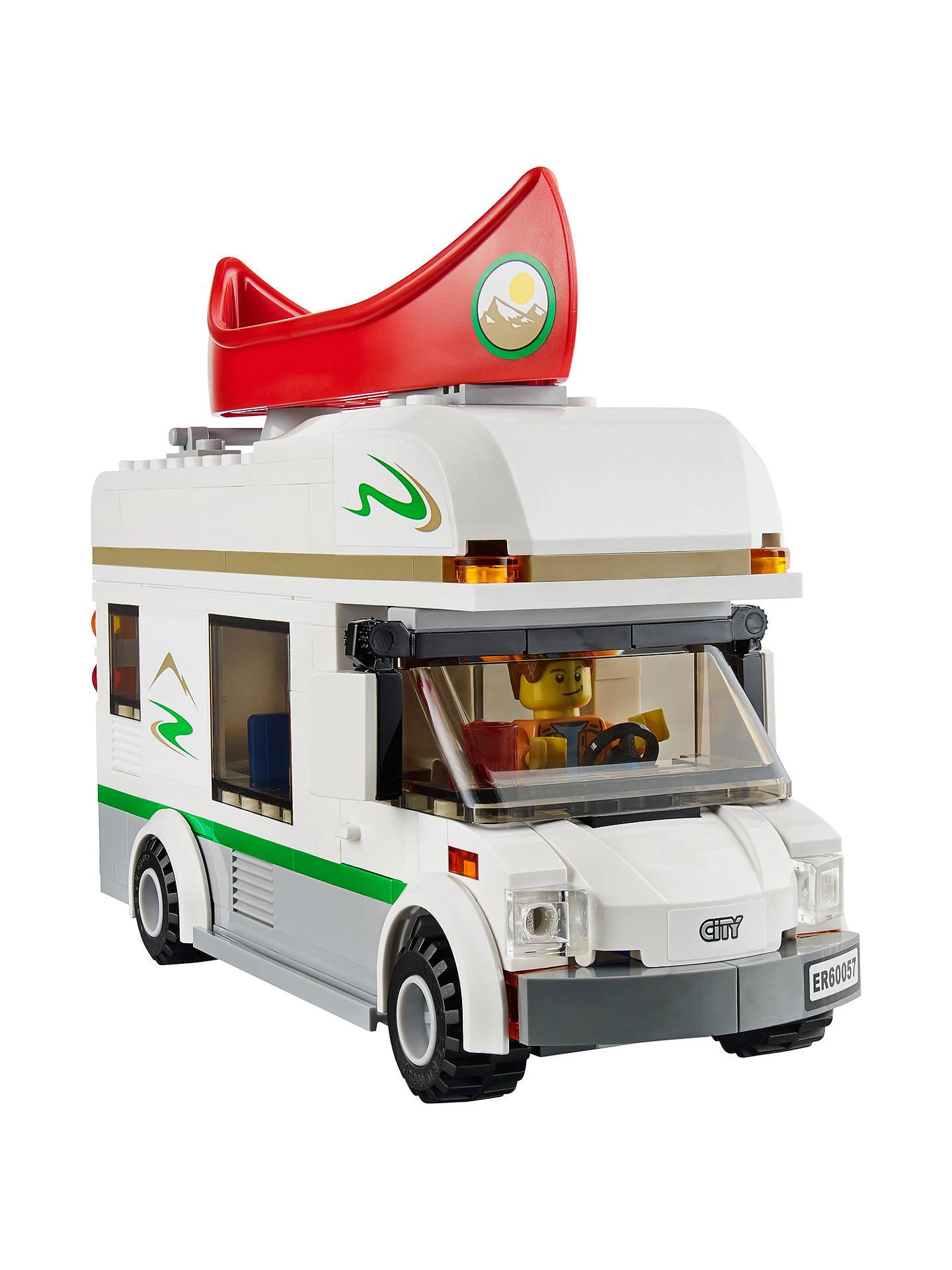 LEGO City Camper Van at John Lewis & Partners