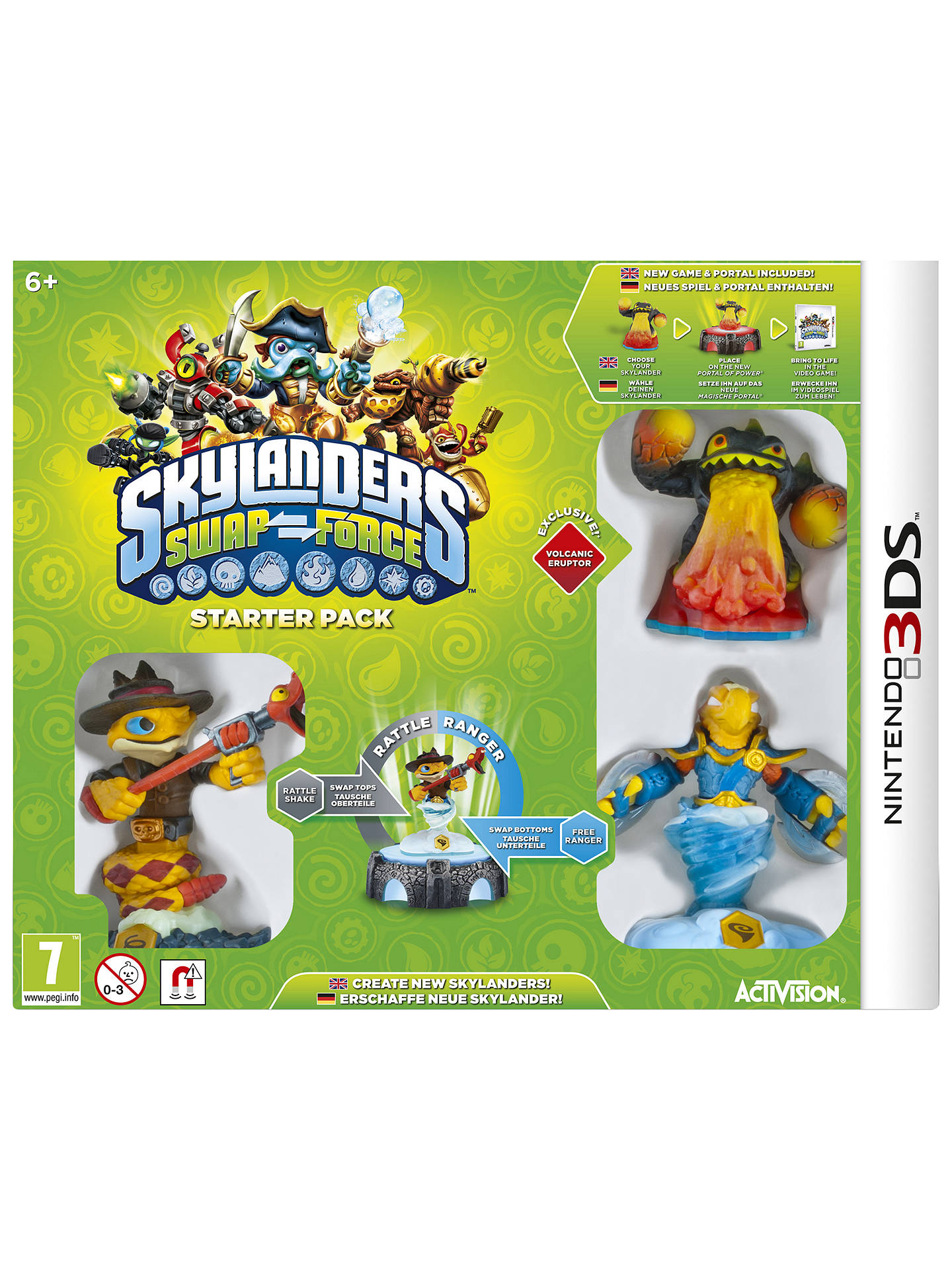 BuySkylanders Swap Force Starter Pack 6ab5280049284