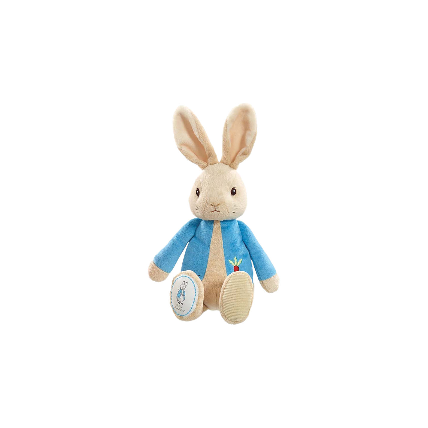 Beatrix potter easter toys gifts john lewis buy beatrix potter my first peter rabbit soft toy online at johnlewis negle Choice Image