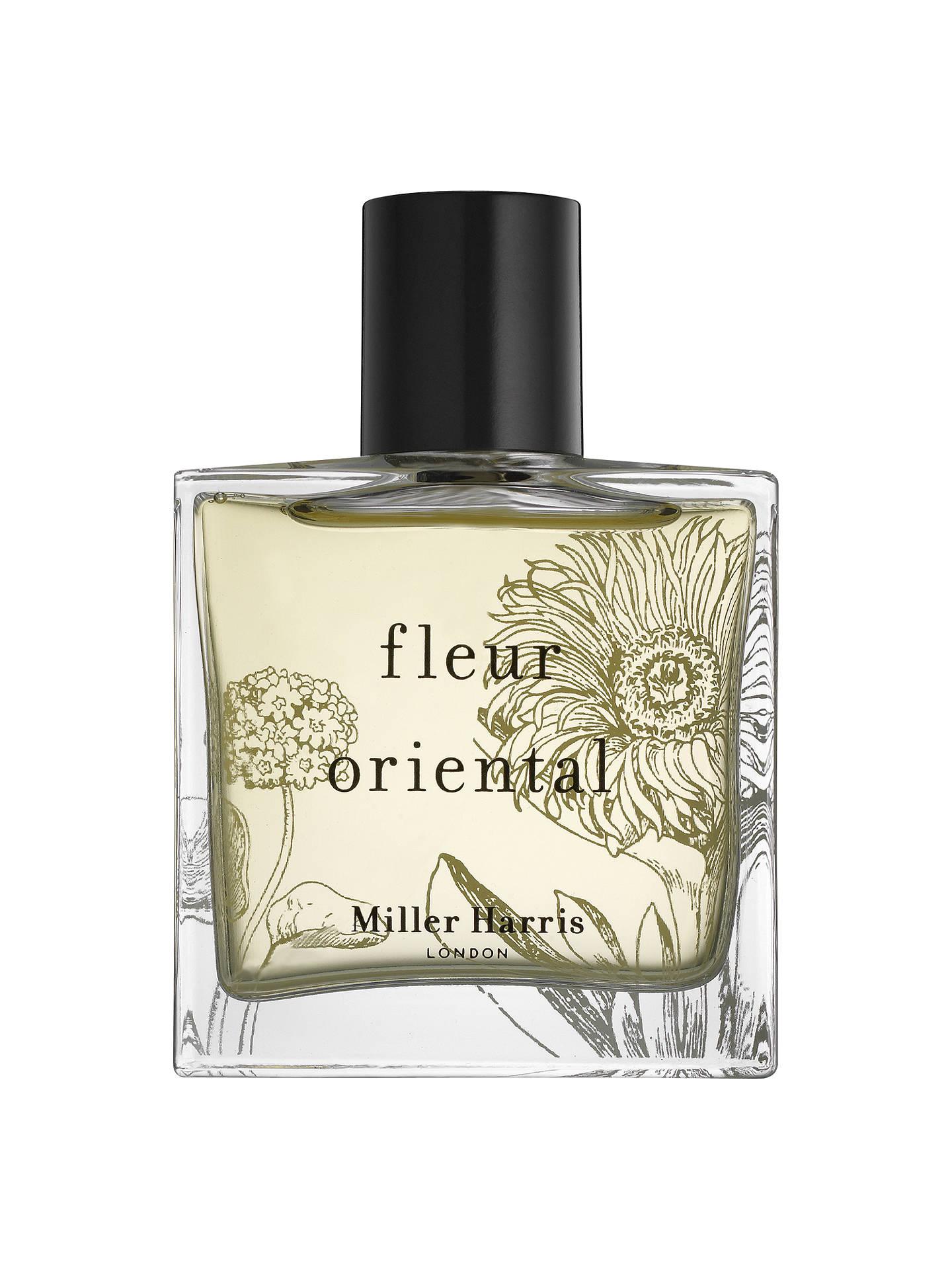 Miller Harris Fleur Oriental Eau De Parfum At John Lewis Partners