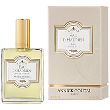 Buy Annick Eau D'Hadrien for Men Eau de Toilette, 100ml Online at johnlewis.com
