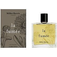 Buy Miller Harris La Fumée Eau de Parfum Online at johnlewis.com