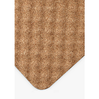 Product photo of John lewis thick cork bath mat