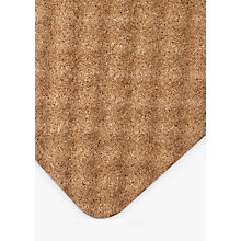 Buy John Lewis Thick Cork Bath Mat Online at johnlewis.com