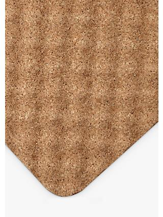 John Lewis & Partners Thick Cork Bath Mat