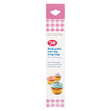 Buy Tala Disposable Non-Slip Icing Bags, Pack of 30 Online at johnlewis.com
