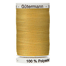 Buy Gutermann Sew-All Thread, 100m Online at johnlewis.com