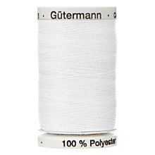 Buy Gutermann Sew-All Thread, 250m, 800 Online at johnlewis.com