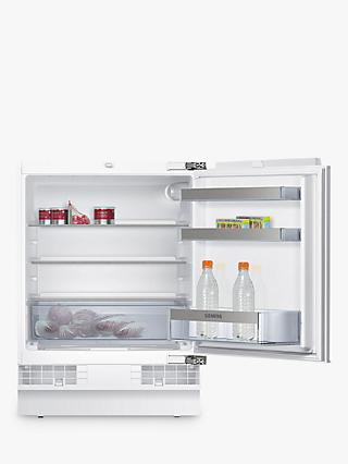 Siemens KU15RA51GB Integrated Undercounter Larder Fridge, A+ Energy Rating, 60cm Wide