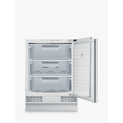 Siemens GU15DA50GB Integrated Freezer, A+ Energy Rating, 60cm Wide