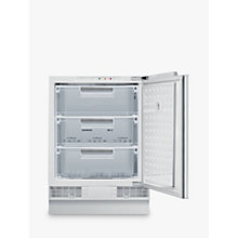 Buy Siemens GU15DA50GB Integrated Freezer, A+ Energy Rating, 60cm Wide Online at johnlewis.com