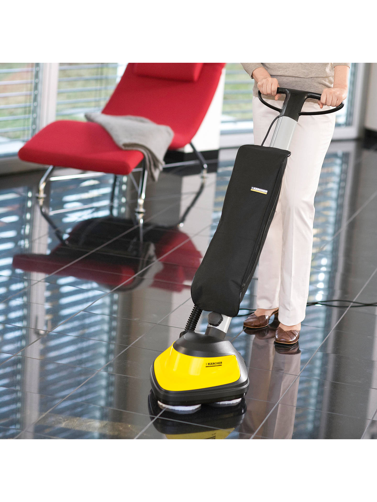 Buy Kärcher FP303 Floor Polisher Online at johnlewis.com